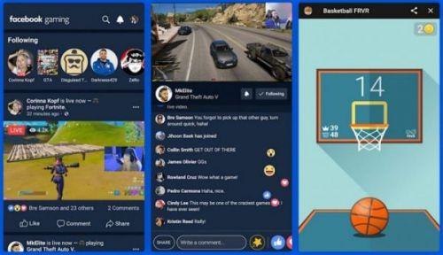 Специальное игровое приложение Facebook теперь доступно на Android