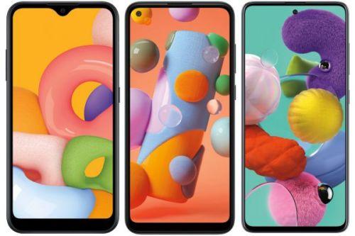Телефоны Galaxy A-серии от Samsung запустили в США по доступной цене