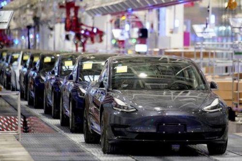 Tesla повышает цены на Model 3 в Китае после сокращения субсидий на электромобиль