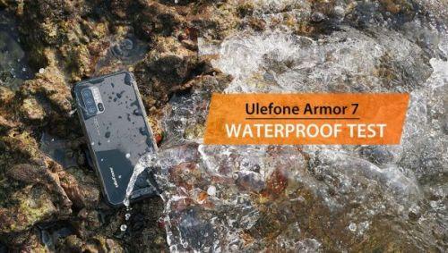 Тест Ulefone Armor 7: выжило ли он при испытаниях?