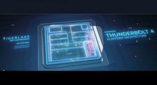 Thunderbolt 4, объявленный Intel, будет предлагать ту же скорость, что и Thunderbolt 3