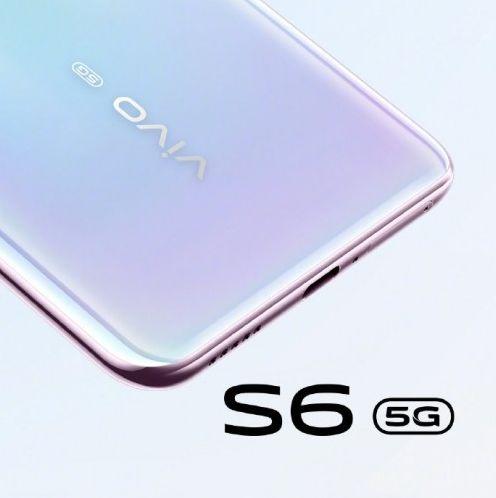 Vivo S6 5G появляется на официальном плакате