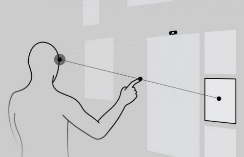 Vtouch - уникальный способ управления гаджетами от Samsung