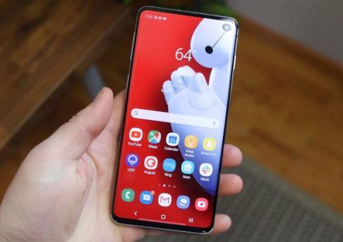 Выпущено обновление Android 10 для разблокированной Galaxy S10 в США