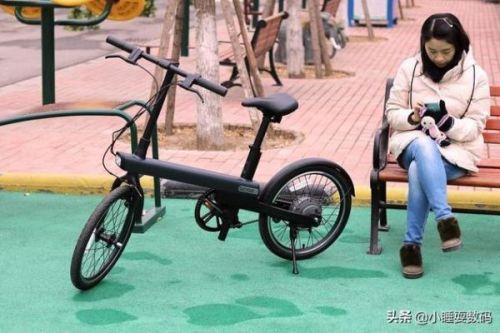 Xiaomi выпустила электрический велосипед