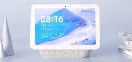 Xiaomi выпустит умную колонку с огромным экраном