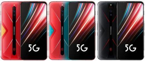 Запущен игровой телефон Nubia Red Magic 5G с дисплеем 144 Гц и быстрой зарядкой 55 Вт