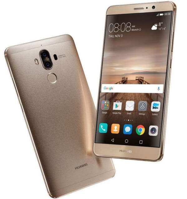 Huawei Mate 9 получает Smart Charge и другие новые функции