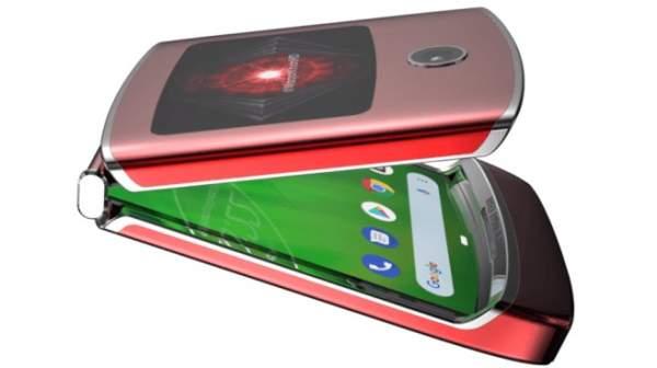 Некоторые подробности о Motorola RAZR 5G