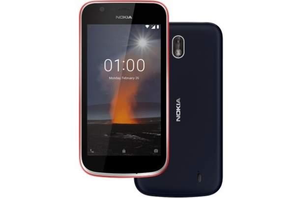 HMD Global выпускает Android 10 Go Edition для Nokia 1