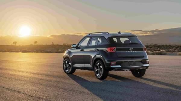 Hyundai Venue получит бесступенчатую механическую коробку передач