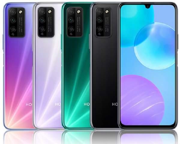 Honor 30 Lite (Youth Edition) 5G поступит в продажу в Китае