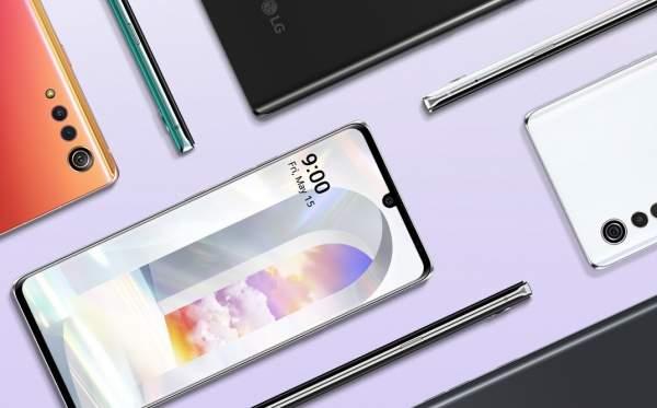 LG обновит старые флагманы с помощью Velvet UI, начиная с LG V50 ThinQ