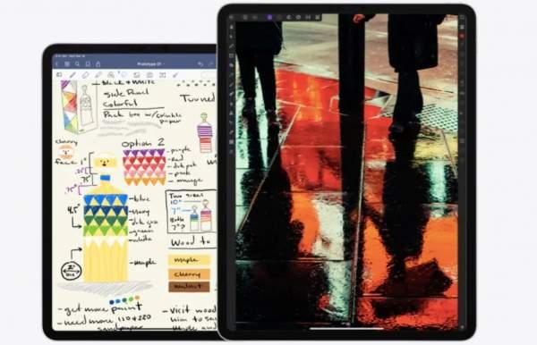 Apple выпустит 12,9-дюймовый iPad Pro в первом квартале 2021 года