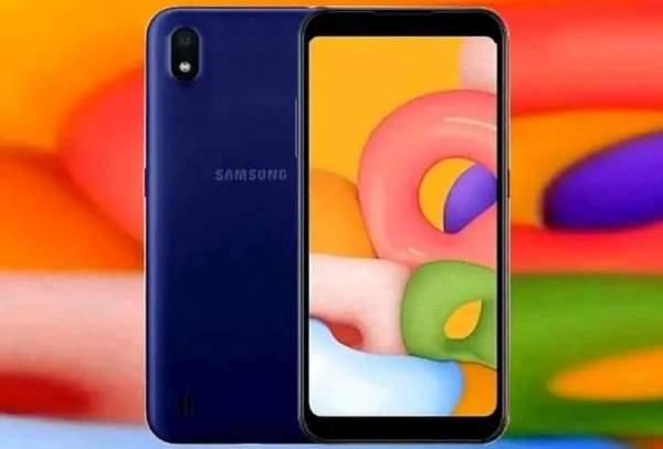 Samsung Galaxy A01 Core получил сертификат NBTC в Таиланде