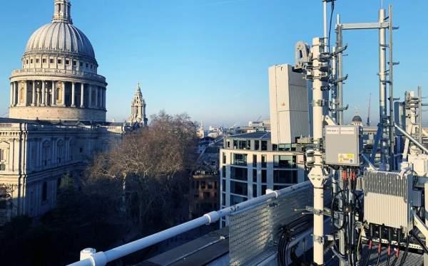 Британские мобильные сети отказались от оборудования Huawei в сетях 5G