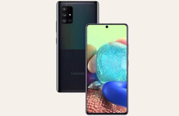 Galaxy A71 5G поступит в продажу в Таиланде в качестве спутника мобильного геймера