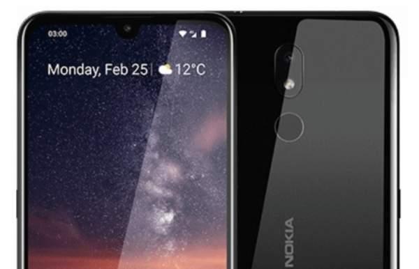 Nokia TA-1258 появилась на TENAA с 4G VoLTE, ОС Android