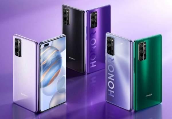Huawei Honor 30 предлагает функцию записи с двумя камерами