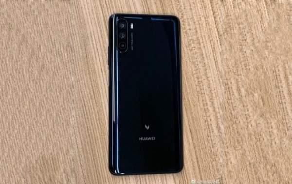 Появились живые снимки Huawei Enjoy 20s