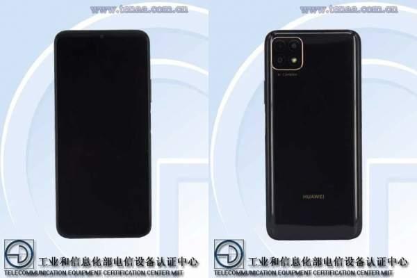 Предполагаемый Huawei Enjoy 20 замечен на TENAA Вероятно дешевый 5G телефон от Huawei