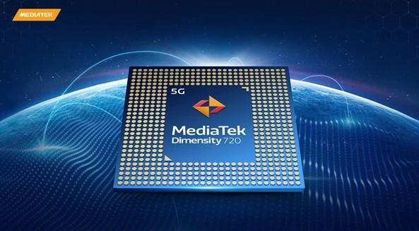 Представлен чип Dimensity 720 для среднего сегмента