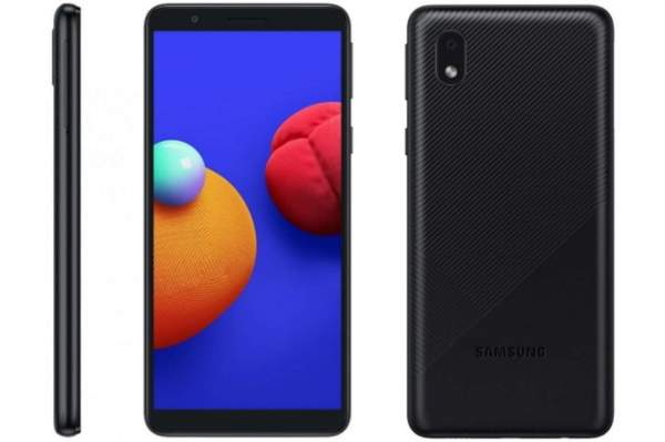 Недавно представленный Samsung Galaxy M01 Core работает под управлением Android 10 Go Edition
