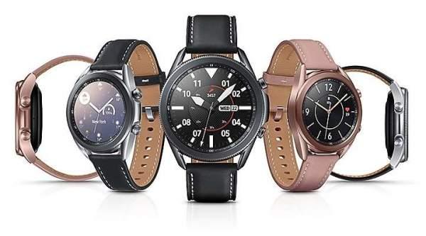 Официальный релиз Samsung Galaxy Watch 3