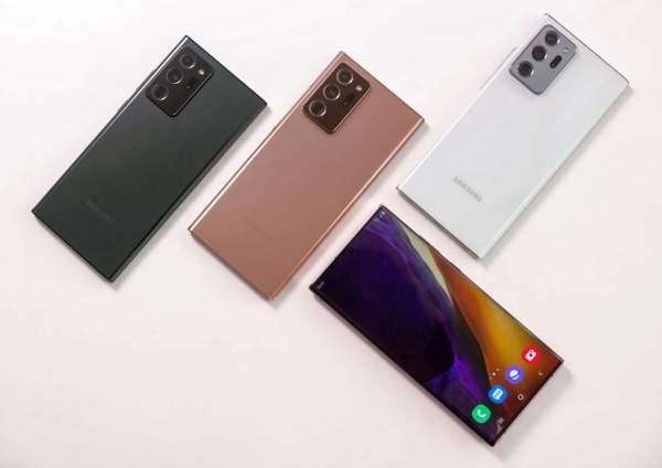 Раскрыты подробности о ценах на Samsung Galaxy Note20 и Note20 Ultra в Китае