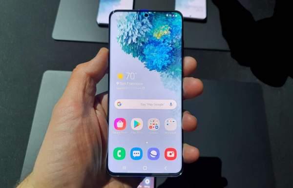 Samsung Galaxy S20 будет поддерживать электронные идентификаторы в Германии