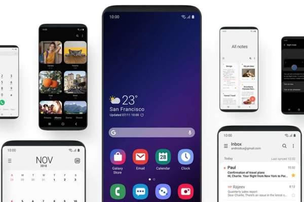 Обновление One UI 2.5 теперь распространяется на все устройства Galaxy S20