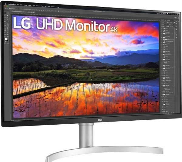 LG представила новый 32-дюймовый игровой монитор UHD с дисплеем 4K и встроенными динамиками