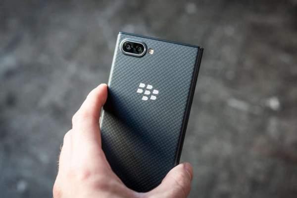В 2021 году появится новый телефон BlackBerry с Android, 5G и физической клавиатурой