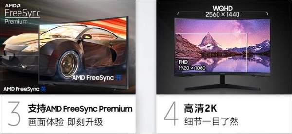 Изогнутый игровой монитор Samsung Dragon Knight G5 (C27G55TQWC) представлен в Китае