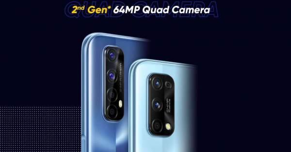 Видео с предполагаемой распаковкой Realme 7 показывает дизайн телефона