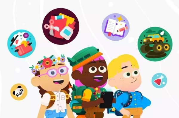 Google Kids Space стремится сделать планшеты Android более удобными для детей