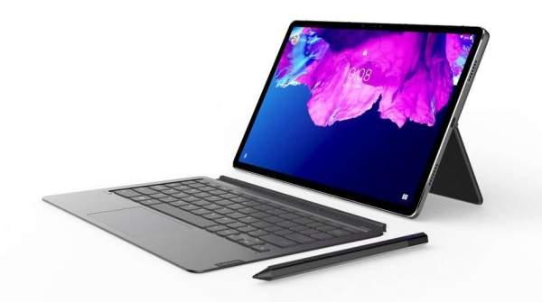 Выпущен Lenovo Tab P11 Pro с 2K OLED-дисплеем и Unibody Design