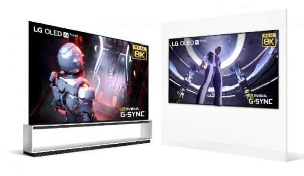 LG представила новую линейку 8K OLED-телевизоров