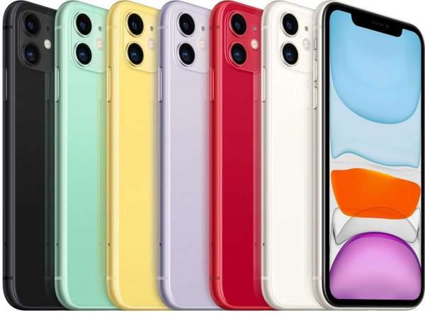 Apple iPhone 11 стал самым продаваемым смартфоном в мире в первом полугодии 2020 года
