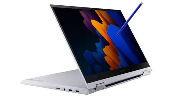 Анонсирован Samsung Galaxy Book Flex 5G с процессорами Intel Core 11-го поколения