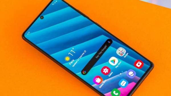 Samsung Galaxy S10 Lite также получил обновление One UI 2.5