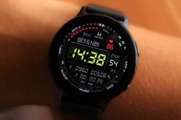 Galaxy Watch Active 2 получает одни из лучших функций Galaxy Watch 3