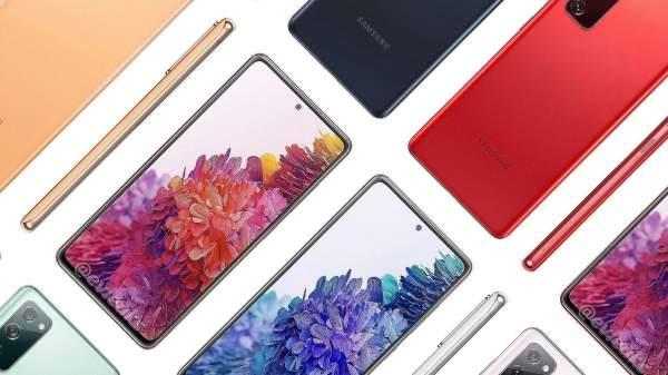 360-градусные видеоролики Galaxy S20 Fan Edition появились на сайте Verizon