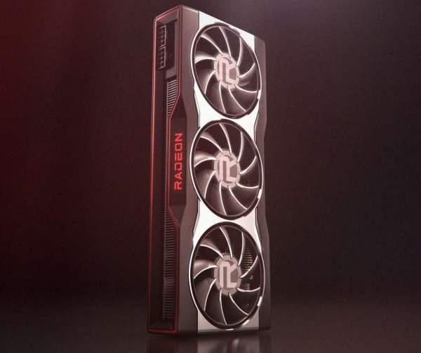 AMD представляет первое изображение видеокарты Radeon RX 6000