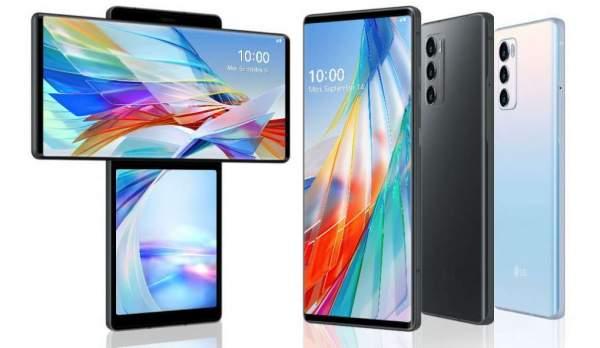 LG WING с 6,8-дюймовым OLED-дисплеем FHD +, 3,9-дюймовым поворотным OLED-экраном и Snapdragon 765G 5G