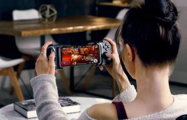 Razer выпустила игровой контроллер Kishi для iPhone