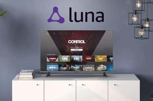 Amazon представил облачный игровой сервис Luna