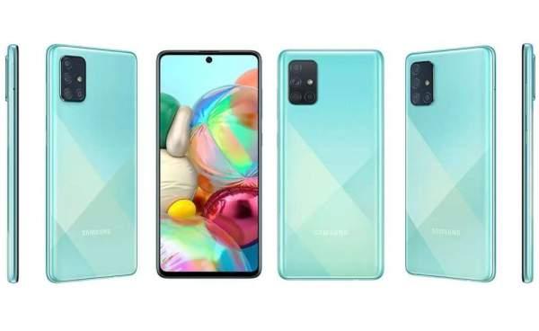 Samsung Galaxy A72 с пятью задними камерами и Galaxy A52 будут запущены в 2021 году