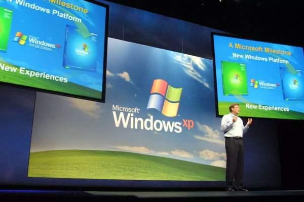 Утечка исходного кода Windows XP в Интернете