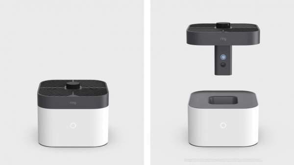 Новый дрон Amazon - это камера, которая летает и снимает ваш дом